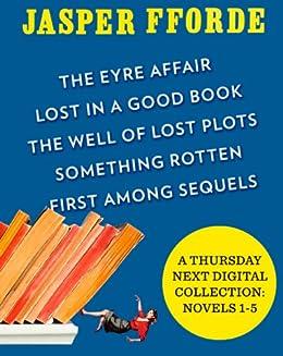 A Thursday Next Digital Collection: Novels 1-5 by [Fforde, Jasper]