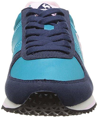 Le Coq Sportif Bolivar W - zapatillas de sintético mujer azul (blue (Tile blue))