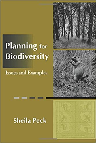 Book Planning for Biodiversity: Issues And Examples
