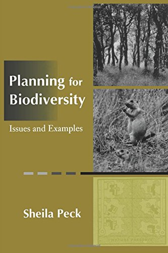 Planning for Biodiversity: Issues And Examples