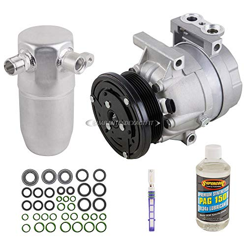 AC Compressor w/A/C Repair Kit For Chevy Malibu Olds Cutlass Supreme - BuyAutoParts 60-80138RK New ()