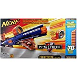 NERF N-Strike Raider 35-Dart Blaster - Value Pack with Bonus Darts (70 Darts) by Nerf
