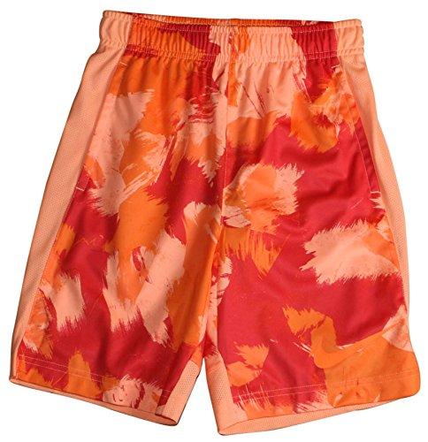 (NIKE Big Boys' (8-20) Dri-Fit Legacy Training Shorts-Hyper Crimson-Medium)