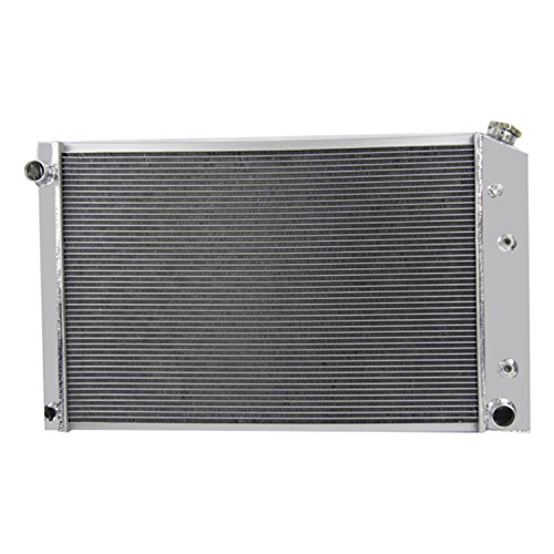 88 Chevrolet Blazer Radiator - CoolingCare 1973-91 Chevy& GMC C/K Trucks - 4 Row Aluminum Radiator