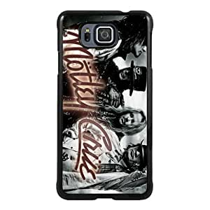 motley crue Black Personalized Photo Custom Samsung Galaxy Alpha Cover Case