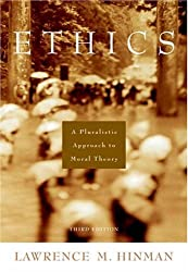 Amazon lawrence m hinman books biography blog audiobooks ethics a pluralistic approach to moral theory fandeluxe Gallery