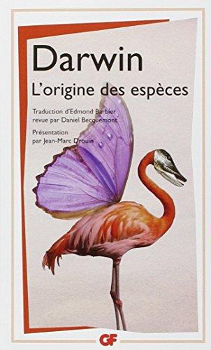 [B.o.o.k] L'origine DES Especes (French Edition) DOC