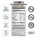 Labrada Nutrition Jamie Eason Natural Whey Protein, Chocolate, 2 lbs