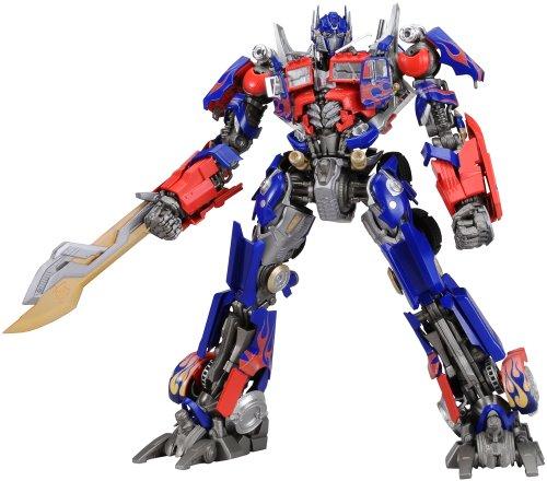 Transformers Movie Optimus Dual Model Kit - Dual Transformer