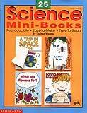 Twenty-Five Science Mini-Books, Esther Weiner, 0590495070