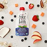 Once Upon a Farm Organic Kids   Pack Of 24 Dairy
