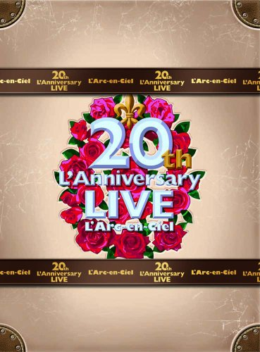 L'Arc-en-Ciel / 20th L'Anniversary LIVE -Complete Box-[完全生産限定盤]