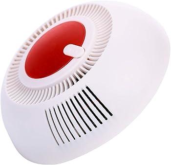 Bqqzhz Smoke Detector and Fire Alarm