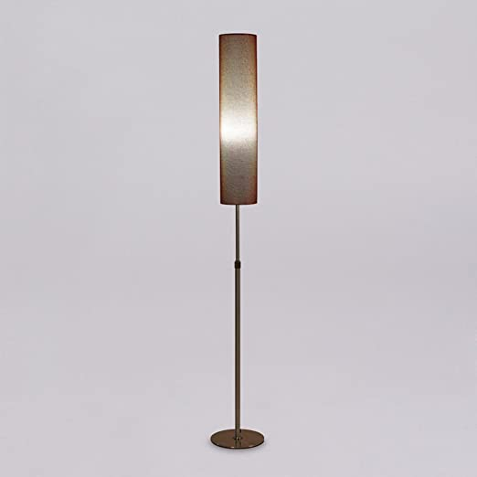 Luce interna Telecomando a led verticale, lampada da terra dimezzata ...