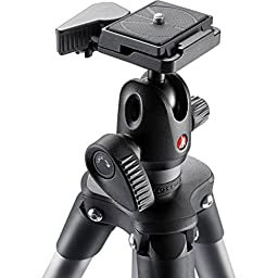 Manfrotto Compact Advanced Tripod with Quick Release Ball Head