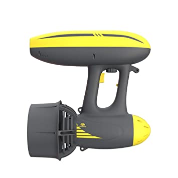 Amazon.com: R-SeaFei - Patinete subacuático de color negro ...