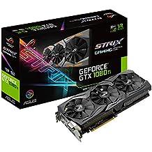 ASUS ROG STRIX GeForce GTX 1080 TI 11GB VR Ready 5K HD Gaming Graphics Card (ROG-STRIX-GTX1080TI-11G-GAMING)