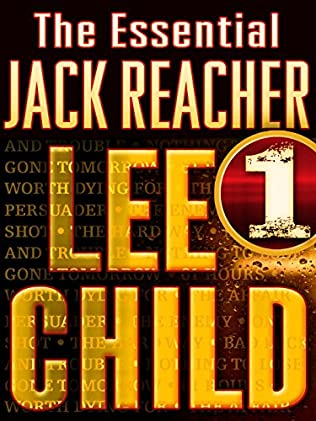 book cover of The Essential Jack Reacher Volume 1
