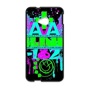 Custom Blink 182Band Personalized Hard TPU Case Cover for HTC One M7