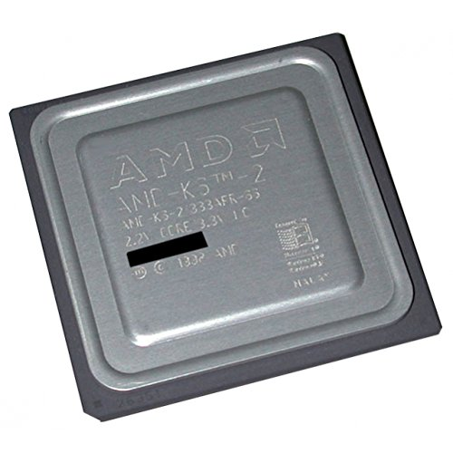 - AMD AMD-K6-2/333AFR 66 333 MHz Super Socket 7 CPU AMD-K6-2/333AFR 66