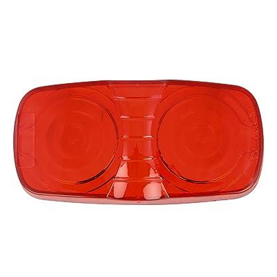 Grand General 80213 Marker Light (Red Plastic Lens for Tiger Eye): Automotive