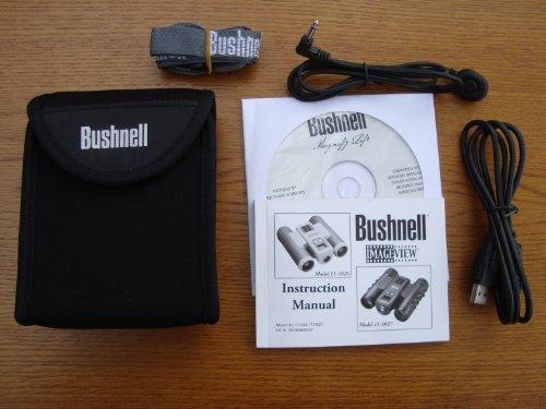 Bushnell Image View 10x25 Roof Prism Binocular with VGA Digital Still Camera - Ram Bushnell