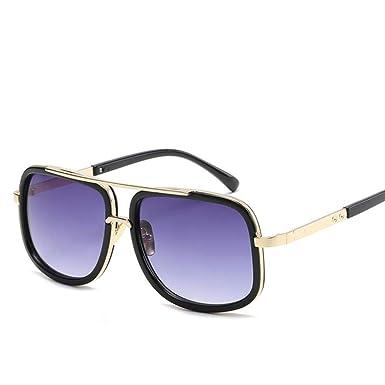 binglinshang 2019 Nueva moda gafas de sol grandes con ...