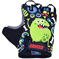 ZippyRooz Toddler & Little Kids Bike Gloves Balance Pedal Bicycles (Formerly WeeRiderz) Ages 1-8 Years Old. 6 Designs Boys & Girls