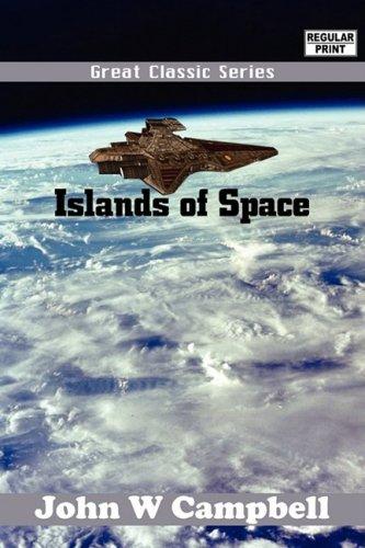 Read Online Islands of Space ebook