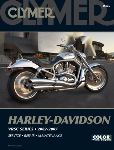 amazon com 2002 2007 harley davidson v rod clymer manual hd v rod rh amazon com 2007 harley davidson street glide manual 2007 harley davidson ultra classic service manual
