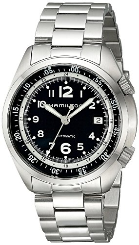 HAMILTON watch Khaki Pilot Pioneer Auto H76455133 Men's [regular imported goods]