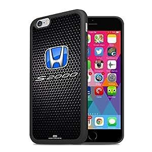 Honda S2000 Blue Logo iPhone 6 Black Cell Phone Case