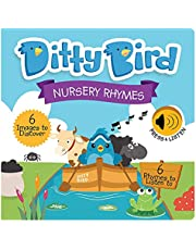 Interactive Musical Nursery Rhymes Book for babies. Musical toddler toys ages 1-3. One year old boy and girl gifts