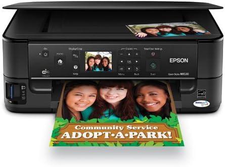 Epson Stylus NX530 Inyección de Tinta 15 ppm 5760 x 1440 dpi A4 ...