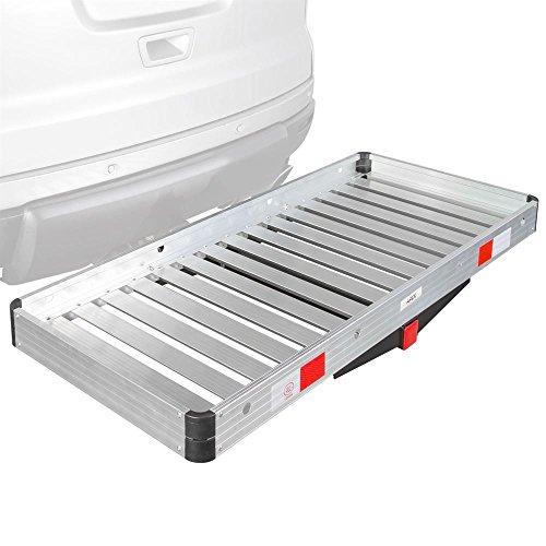Apex ACC2-4820 Deluxe Aluminum Tray Cargo Carrier