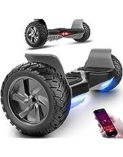 MARKBOARD Hoverboard 8,5 Zoll Elektro Skateboard 700W Motor - Gyropod Modell Bluetooth