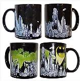 Batman Skyline Color Changing Mug - Loot Crate