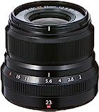 Fujifilm Fujinon Lens XF 23 F2 R WR-Black
