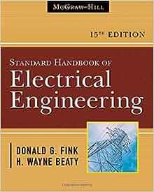 Standard for handbook engineers electrical pdf