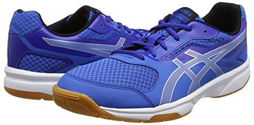 2 Silver Bleu Chaussures 4293 Blue Indoor Intrieur Upcourt Multisport Hommes classic Asics qwvn1Epq
