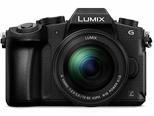 PANASONIC LUMIX G85 4K Mirrorless Camera