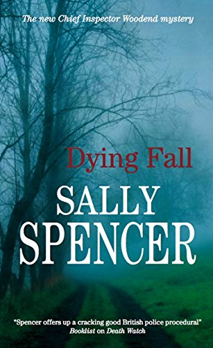 book cover of A Dying Fall