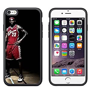 Cleveland Cavaliers LeBron James Apple iPhone 6 Plus 5.5 by Maris's Diary