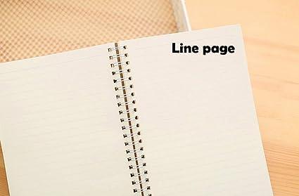 Amazon com: Bullet Journal Notebook Dot Grid Sheets - Standard