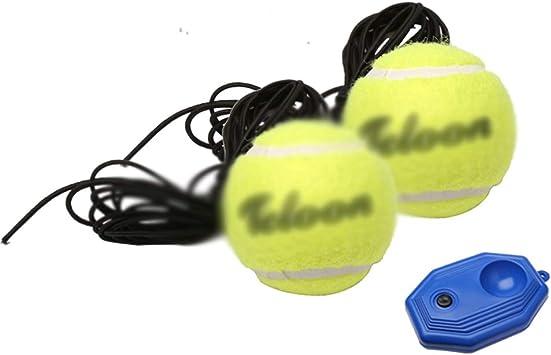 Pelotas De Tenis, Tenis De Entrenamiento Tenis Trainer Set Tennis ...