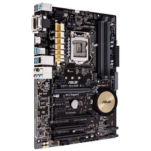Build My PC, PC Builder, ASUS Z97-E/USB 3.1
