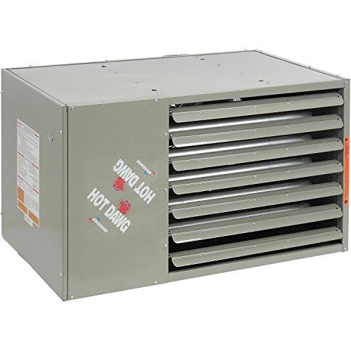 125000 Btu Heater - Modine Hot Dawg, Gas Fired Unit Heater, 125000 BTU