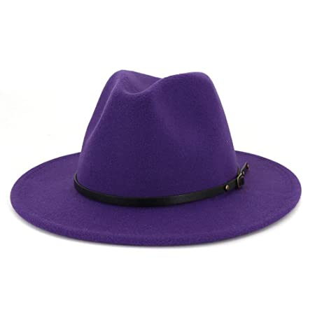 xiaochicun Sombrero de Copa Nuevo Sombrero de Lana Femenino ...
