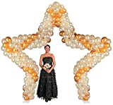 Star Balloon Arch Frame (11 Ft.)- Balloons & Balloon Accessories