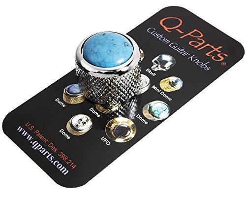 Q Parts Dome Knob - 4